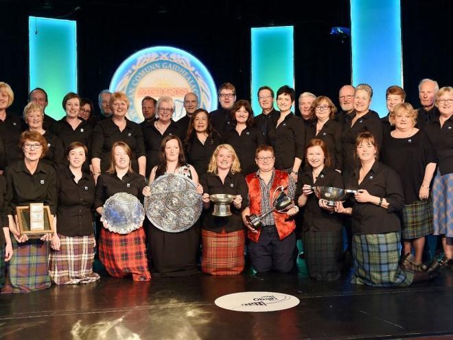Oban Gaelic Choir