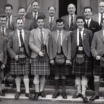 Oban Gaelic Male Voice 1971